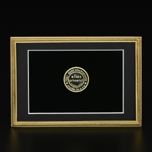 $108.00 Capstone Gold 4x6 Frame