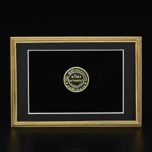 $131.00 Capstone Gold 5x7 Frame