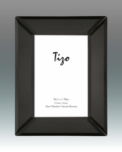Tizo Designs   Black Mirror 4x6 Frame $35.00