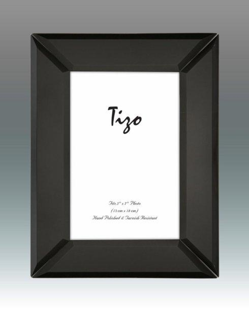 Tizo Designs   Black Mirror 5x7 Frame $40.00