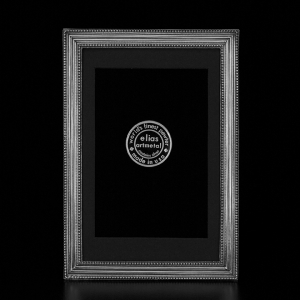 $99.00 Classico Pewter 5x7 Frame