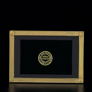 $131.00 Discus Gold 5x7 Frame