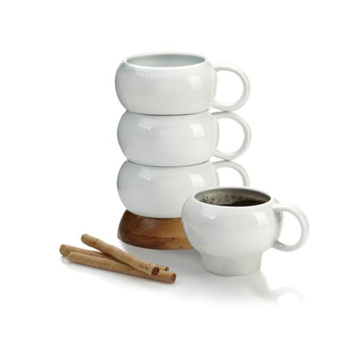 Bulbo Mug Stack Set of 4 collection with 1 products