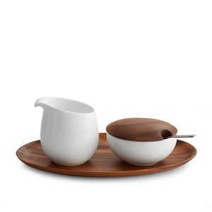 Nambe   Skye Sugar & Creamer Serving Set $100.00