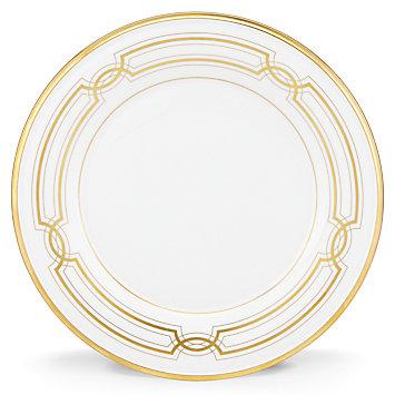 Lenox  Eternal Gold Accent Salad Plate $35.00