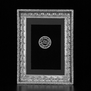$92.00 Arches Pewter 4x6 Frame