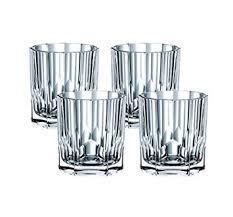 $50.00 Aspen Whiskey Glasses Set/4