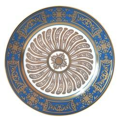 Bernardaud  Aux Rois Salad Plate $234.00