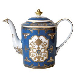 Bernardaud  Aux Rois Coffee Pot $1,120.00