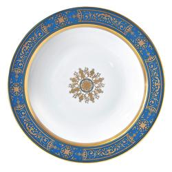 Bernardaud  Aux Rois Deep Round Dish $830.00