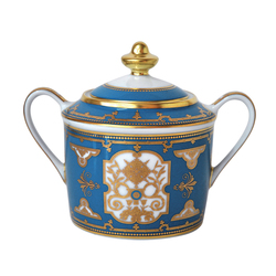Bernardaud  Aux Rois Sugar Bowl $555.00