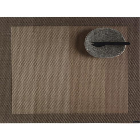 Chilewich  Color Tempo Color Tempo Umber Table Mat $18.00