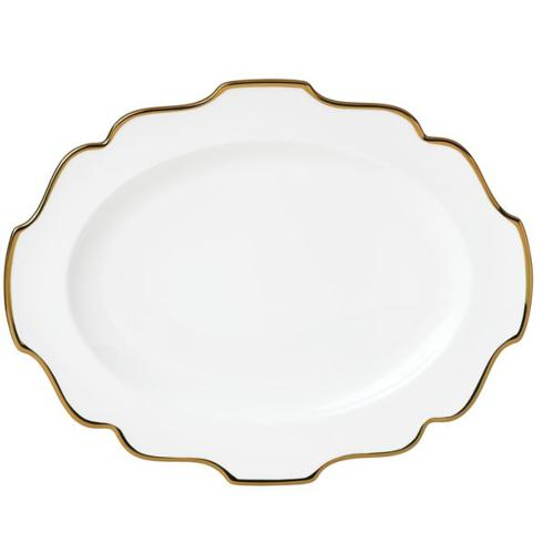 "Lenox  Contempo Luxe 13"" Oval Platter $100.00"