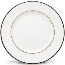 Library Lane Navy Dinner Plate collection with 1 products