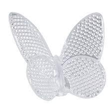 $160.00 Lucky Butterfly Diamant Clear