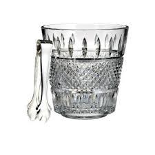 BC Clark Exclusives   Irish Lace Ice Bucket $295.00