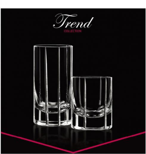 $30.00 Trend Double Old Fashioned S/4