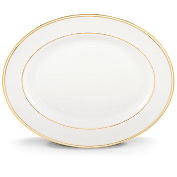 """$170.00 13"""" Oval Platter"""