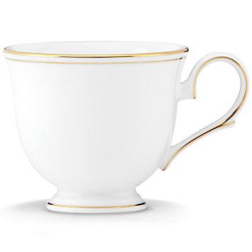 $27.00 Federal Gold Tea Cup