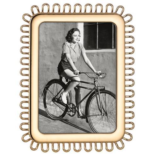 Kate Spade  Frames Keaton Street 5x7 Gold Frame $60.00
