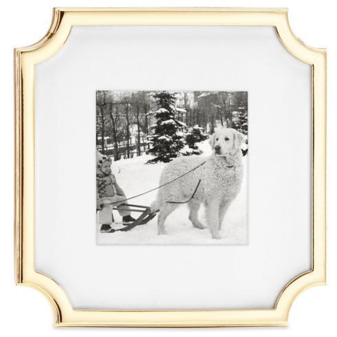 Kate Spade  Frames Sullivan Street 3x3 Gold Frame $45.00