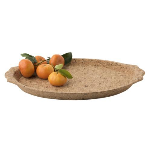 BC Clark Exclusives   Juliska Quinta Cork Large Handled Tray $198.00