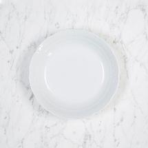 Sasha Nicholas  Weave White Cereal Bowl $24.00
