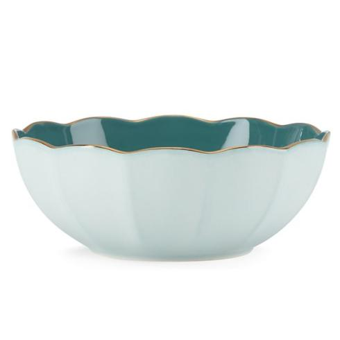 Marchesa by Lenox  Shades of Teal Shades of Teal Bowl $22.00