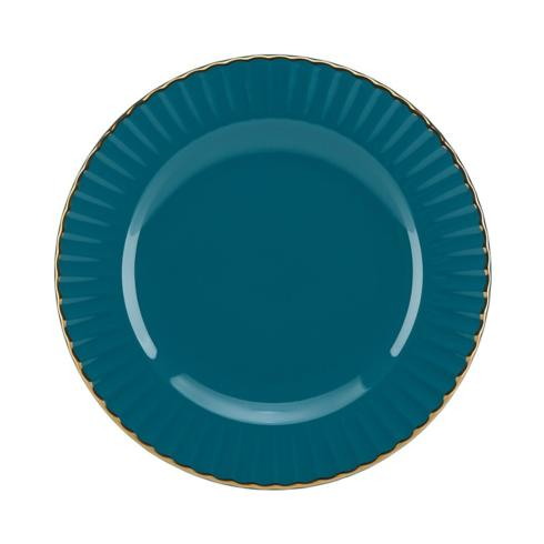 Marchesa by Lenox  Shades of Teal Shades of Teal Party Plate $18.00