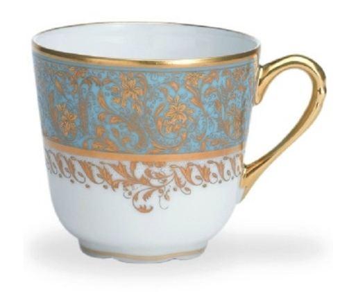 Bernardaud  Eden Eden Turquoise Cup $170.00