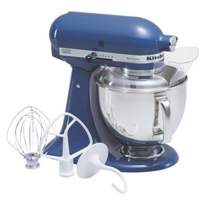 $349.99 5qt Artisan Mixer Blue Willow