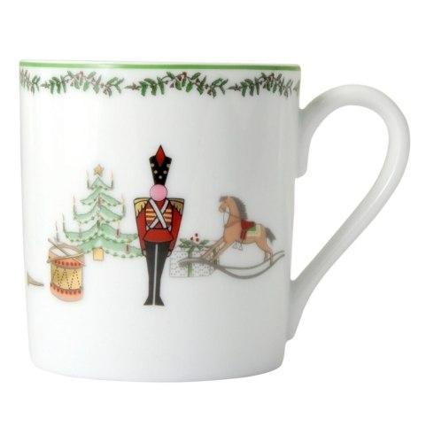 Bernardaud  Grenadiers Grenadiers Mug $50.00