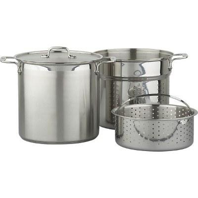 All-Clad  Stainless Cookware Stainless Steel 12qt Multi Cooker $150.00