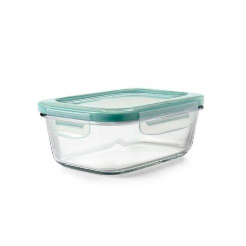 OXO  Storage SNAP GLASS RECTANGLE 3.5 CUP $10.99