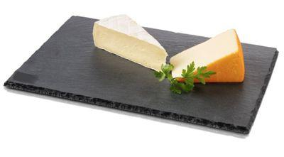 Breed & Co. Exclusives  Kitchen  CHEESE BOARD SLATE LARGE $20.00