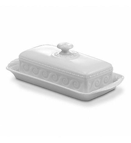 Bernardaud  Louvre Covered Butter $205.00