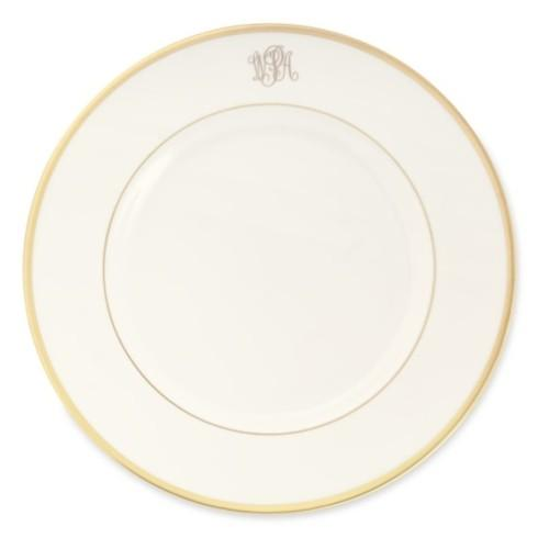 Pickard Signature  Pickard Signature Gold- With Monogram Signature Gold Salad- With Monogram $59.00