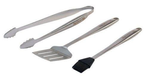 Big Green Egg  Eggcessories BGE 3-PC STAINLESS TOOL SET $64.95