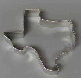 Breed & Co. Exclusives  Kitchen  TEXAS COOKIE CUTTER 5