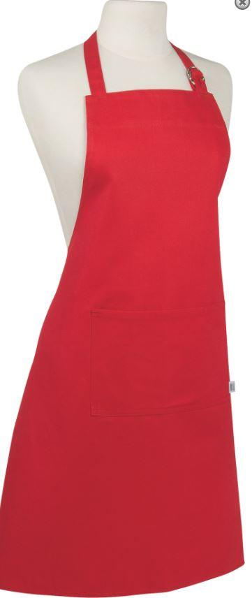 Now Designs  Kitchen Accessories APRON RED $20.00