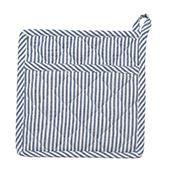Now Designs  Pot Holders SEERSUCKER BLUE PH $7.00