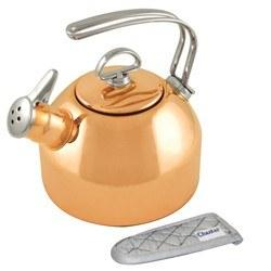 Chantal   1.8 Quart Classic Copper Kettle $160.00