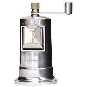 Breed & Co. Exclusives  Dinnerware MH Retro Cast Aluminum Pepper Mill $50.00