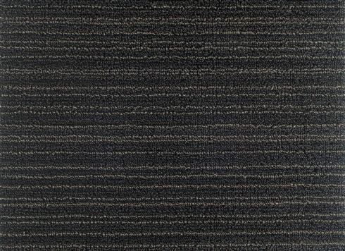 $55.00 Shag Skinny Stripe Doormat Steel