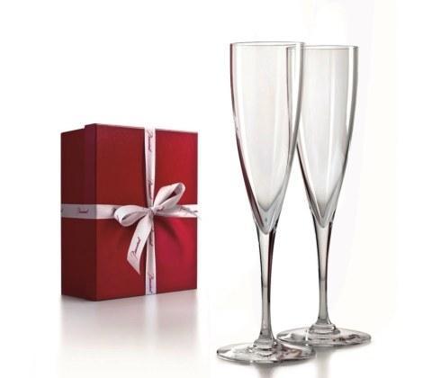 Baccarat  Drinkware Gift Sets DOM PERIGNON S/2 FLUTES $260.00