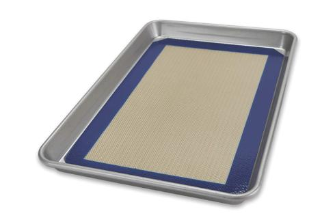 $23.95 Quarter Sheet Pan with Silicone Mat