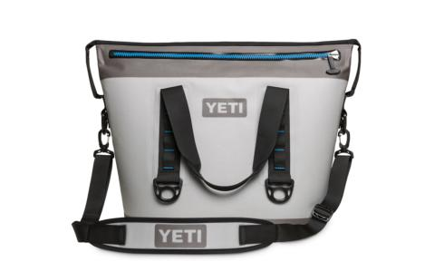 Yeti  Hopper  Hopper Two 30 Gray/Blue Cooler $299.99