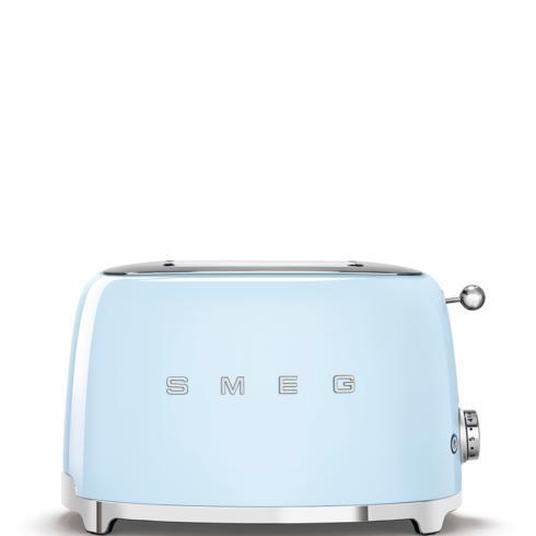 SMEG   2-Slice Toaster Pastel Blue $149.95