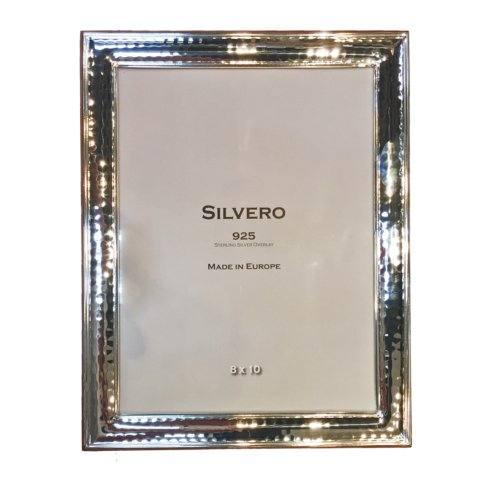 Breed & Co. Exclusives  Miscellaneous  Valpieltro Picture Frame 8x10 Hammered Silver Rope $136.00