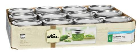 Kerr Mason Jar 1/2pt Bx/12 collection with 1 products